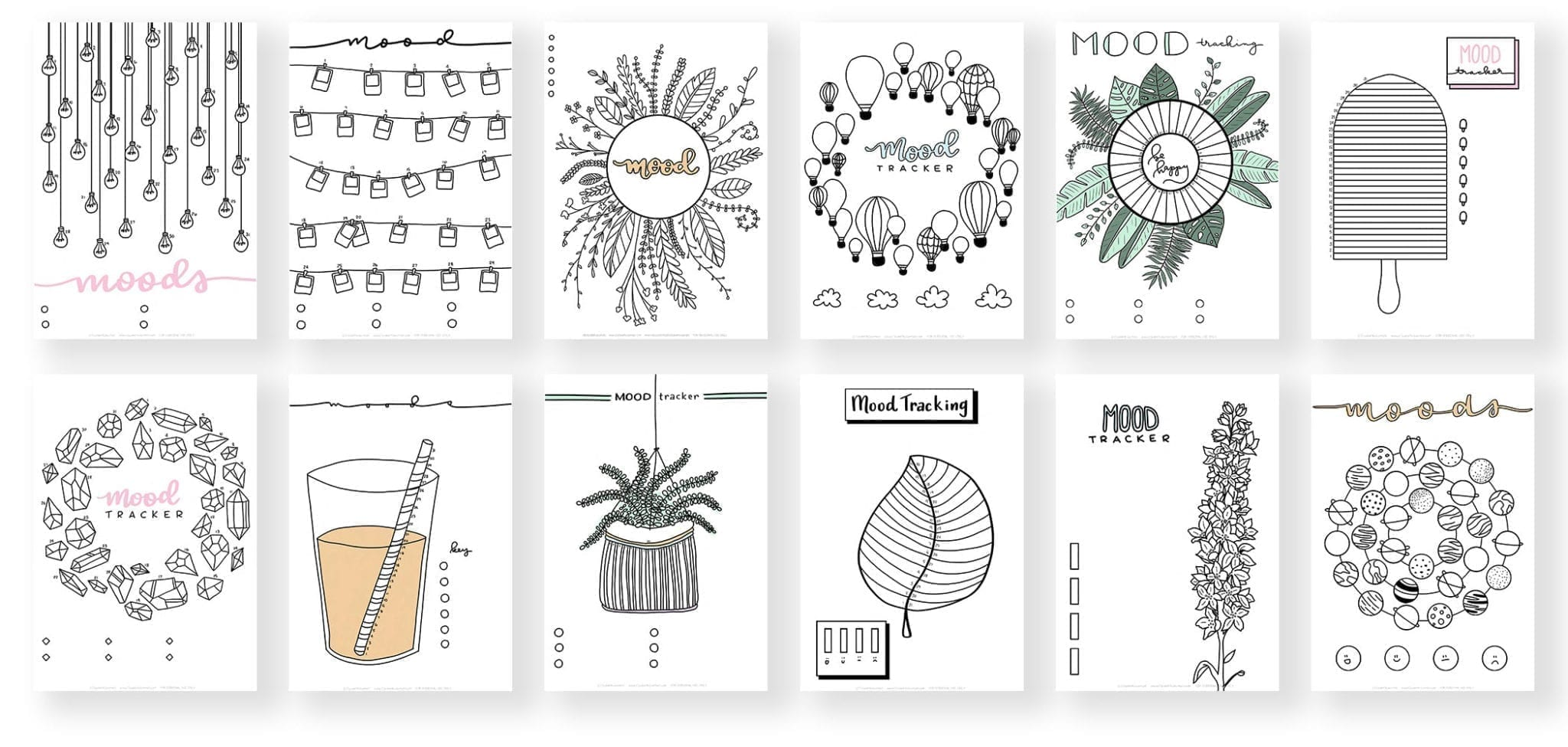 banner 7-mood trackers