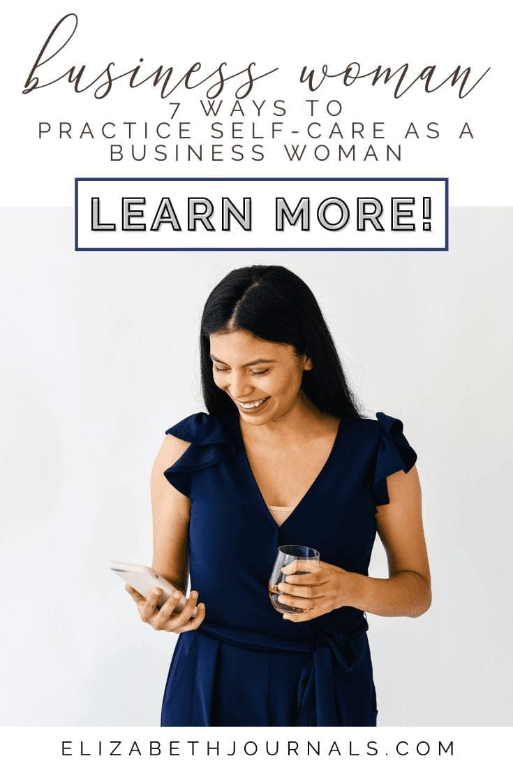 When you start your own business, the line between life and work becomes too thin. Here are my favorite self-care tips as a business woman.