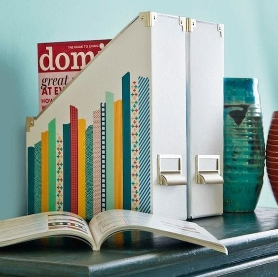 A book sitting on top of a desk
