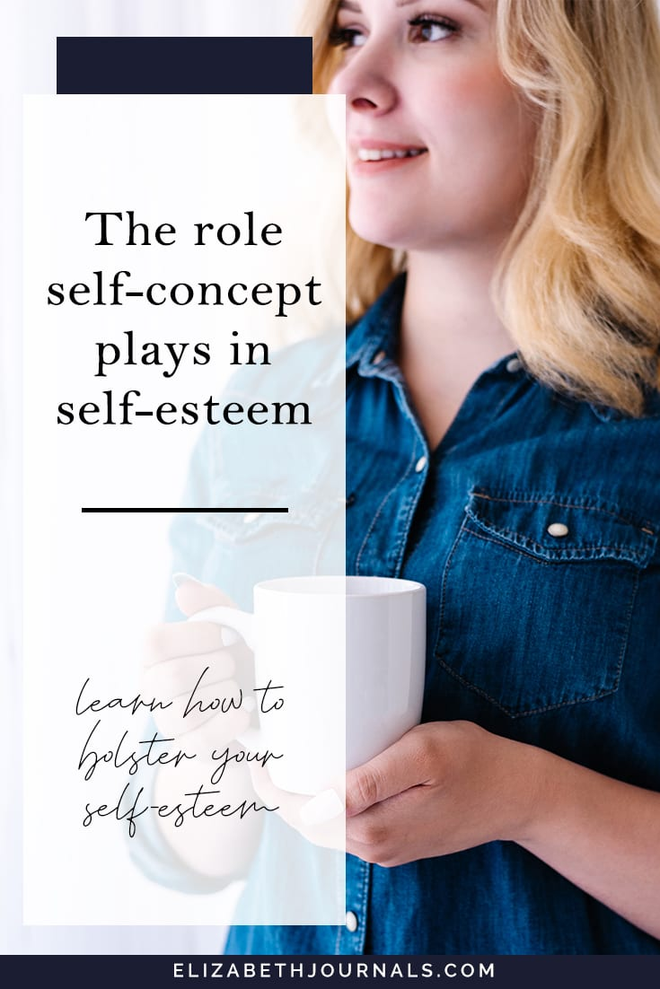 pinterest image-the role of self-concept in self-esteem-learn how to bolster your self-esteem-image of women holding coffee